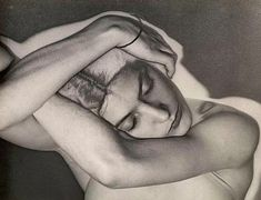 Sleeping Woman - Man Ray