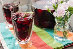 Instant Berry Sangria