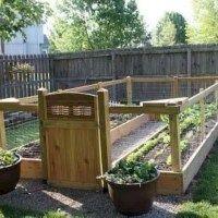 Beautiful diy raised garden beds ideas 11