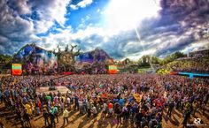 Tomorrowland HD Wallpaper