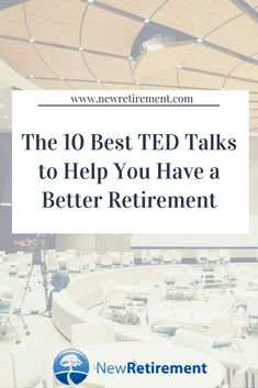 Want a short cut to a wealthy and happy retirement? These 10 Best TED Talks can help you feel inspired, be smarter and have a better future. retirement planning 10 Best TED Talks to Help You Have a Better Retirement Preparing For Retirement, Retirement Advice, Happy Retirement, Retirement Cards, Retirement Planning, Retirement Investment, Financial Planning, Retirement Savings, Retirement Budget