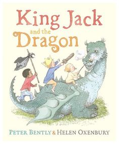 King Jack and the Dragon - Free Shipping