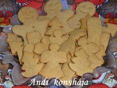 Andi konyhája - Sütemény és ételreceptek képekkel - G-Portál Gingerbread Cookies, Desserts, Food, Recipes, Gingerbread Cupcakes, Tailgate Desserts, Deserts, Essen, Postres