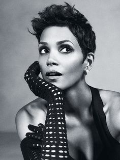 Halle Berry looking stunning for People Magazine's World's Most Beautiful People List.