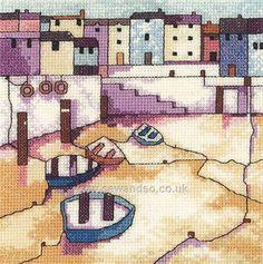 Buy Morning Calm Cross Stitch Kit Online at www.sewandso.co.uk