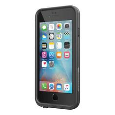 The Lifeproof Fre ($80) is a fully waterproof case with a battery pack built-in.