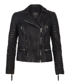 Pitch Biker Jacket, AllSaints