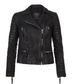 Pitch Biker Jacket, AllSaints