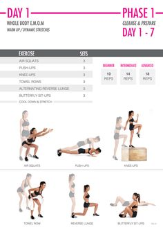 Image result for fitazfk workout