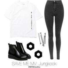 BTS Save Me: Jungkook
