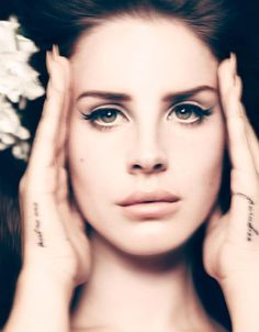 Lana Del Rey by Sølve Sundsbø for Vanity Fair 2012