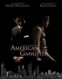 Denzel and Russell take it away in this crime biography set in NYC in the 70s (that on its own is reason enough to watch!). Great narrative, pace and photography, perfect for a long (3hrs) movie night in