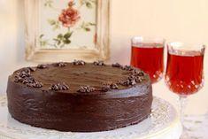 ...konyhán innen - kerten túl...: Lúdláb torta Tiramisu, Pudding, Chocolate, Cake, Ethnic Recipes, Sweet, Food, Candy, Custard Pudding