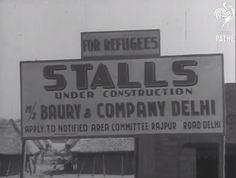 Partition of Punjab 1947. Image credit:  British Pathé, via YouTube.