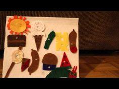 The Very Hungry Caterpillar Felt Board Story Felt Board Stories, Very Hungry Caterpillar, Youtube