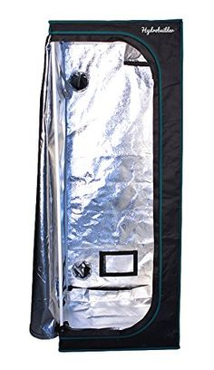 Hydrobuilder 2 x 2 Grow Tent * Continue to the product at the image link.  sc 1 st  Pinterest & 247Garden Gbox Mylar Grow Tent 2x4x6 Review https ...