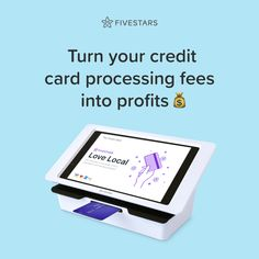 Fivestars combines Payments + Customer Rewards + Marketing for an all-in-one solution for local businesses. We want to see small businesses get the technology they need to thrive, even during covid. Try  Fivestars for free.