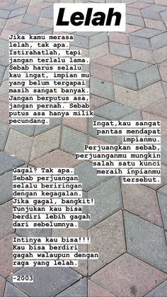 Quotes Rindu, Tumblr Quotes, Heart Quotes, Poetry Quotes, True Quotes, Qoutes, Study Motivation Quotes, Study Quotes, Love Quotes Photos