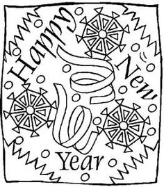 new years resolution coloring pages | 1000+ images about New Years Books and Activities on ...
