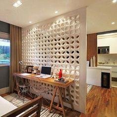 5 ideias para separar ambientes sem paredes. - Trololó de Mulher
