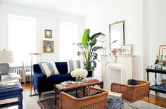Move Over, Minimalism—the Décor Trend You Never Saw Coming Is Here via @MyDomaine