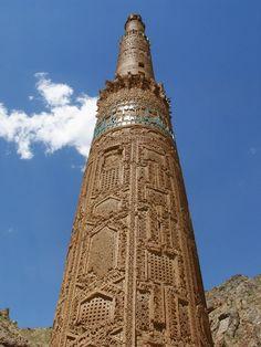 Minaret of Jam - Afghanistan