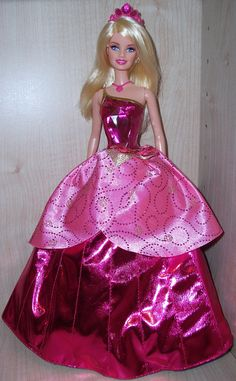 Barbie Princess Charm School-Princess Blair by paddingtonrose, via Flickr
