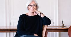 """""""We can use business to change the world, literally. We can be a force to develop and grow people, make better products, have an impact on sustainability."""" Clothing company entrepreneur Eileen Fisher. #entrepreneurs #womenentrepreneurs"""