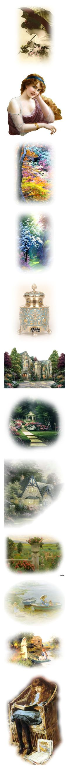 """Victorian"" by mfoster07 ❤ liked on Polyvore featuring backgrounds, tubes, castles, landscape, art, effects, filler, psd, fillers and buildings"