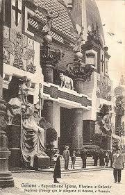 esposizione internazionale, genova 1914 - Google Search