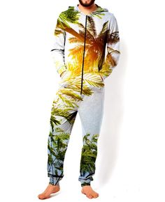 Palm Trees Jumpsuit https://shop.ragejunkie.com/collections/onesies/products/palm-trees-jumpsuit?variant=31585857804