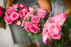 Colonial Hall at Rockafellas Wedding – Salem, MA | Shane Godfrey Photography | #BostonWeddingPhotographer #BostonWeddingPhotography #WeddingFlowers #BridesmaidBouquet #WeddingBouquet #PinkRoseBouquet