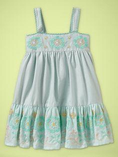 Baby Gap summer dress