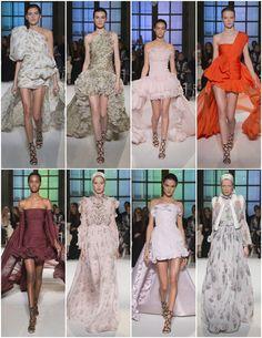 Giambattista Valli Spring 2017 Couture Collection | Tom + Lorenzo