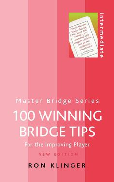 Precision Series 100 Winning Bridge Tips