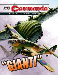 Commando Comics Covers - Google Search Old Comic Books, Comic Book Covers, Buck Danny, Ian Kennedy, Pulp Fiction Comics, War Comics, Books For Boys, Classic Comics, Aviation Art