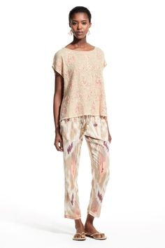 Take our quiz to discover your Spirit Print! Andaman Illusions Printed Pant