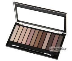 Znalezione obrazy dla zapytania Makeup Revolution paleta cieni