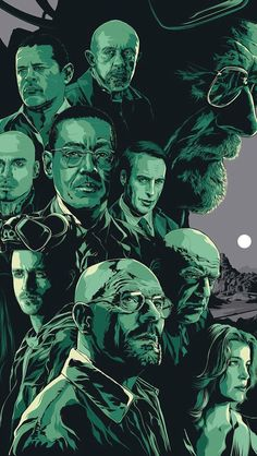 Breaking bad cool wallpaper