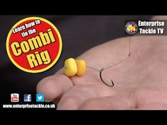 Tie the perfect Combi Rig - ideal for big carp - YouTube