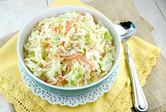 KFC-Coleslaw-Recipe - going to try this for 4th of July!