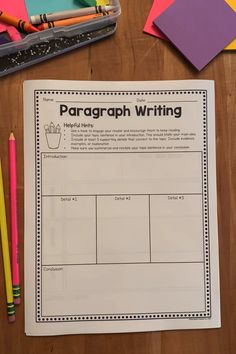 Writing Graphic Organizers I love teaching writing, but sometimes it can be challenging to get stude Writing Strategies, Writing Lessons, Kids Writing, Teaching Writing, Writing Activities, Writing Skills, Paragraph Writing, Narrative Writing, Persuasive Writing