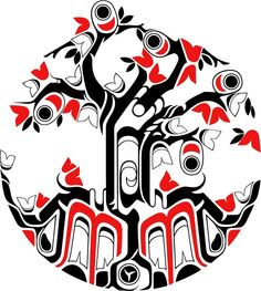 haida-tattoos-of-the-pacific-northwest-i17.jpg (611×682)