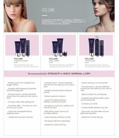 Monat volume systems for fabulous hair! Http://pille.mymonat.com