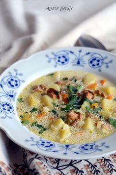 prosta zupa z kurkami 03-1024