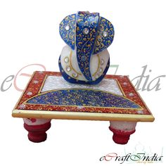 Aesthetically designed these products are widely used for worship Lord Ganesha, as it is believed that he is the deity of wisdom and prosperity.