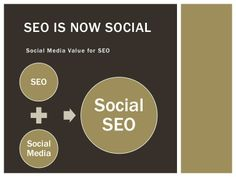 Social SEO guide by Sudipto Chakraborty via slideshare