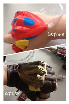 steampunk water gun (for hand) How clever . steampunk water gun (for hand) Steampunk Cosplay, Viktorianischer Steampunk, Steampunk Weapons, Steampunk Halloween, Steampunk Gadgets, Steampunk Crafts, Steampunk Design, Steampunk Clothing, Steampunk Fashion