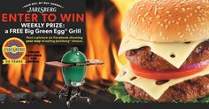 Jarlsberg Cheese  - Enter to win a new grill & a supply of Jarlsberg Cheese in the Summer Weekly Giveaway #ad