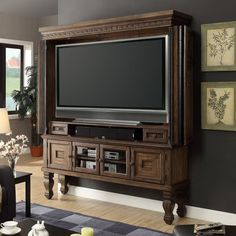 Tv entertainment armoire armoire tv entertainment center - p Entertainment Center Decor, Home Entertainment, Entertainment Furniture, Fort Collins, Colorado Springs, Repurposed Furniture, Home Furniture, Corner Furniture, Refinished Furniture